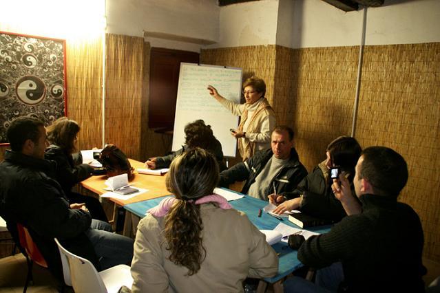 Scuola di italiano per immigrati Aps Colore
