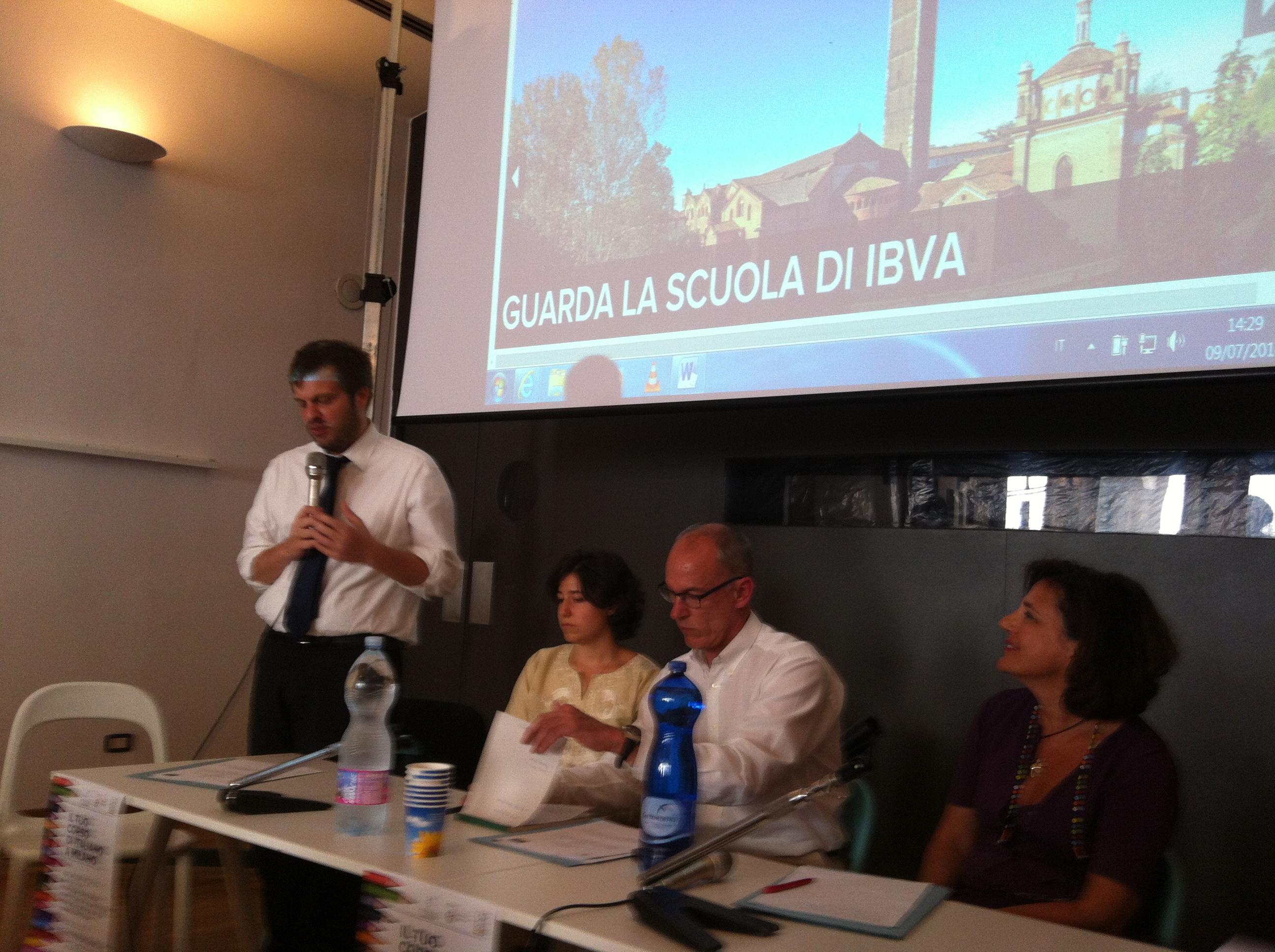 I materiali del Network delle città del Dialogo tenuto a Milano il 9 luglio 2014